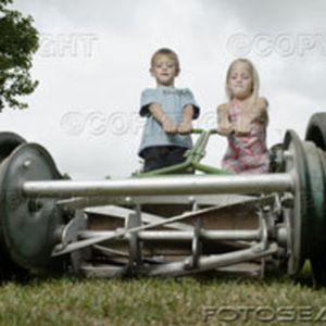 Mat vs The Lawnmower