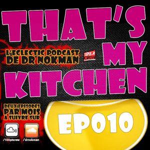 That's my kitchen < Episode 10 feat DJ7
