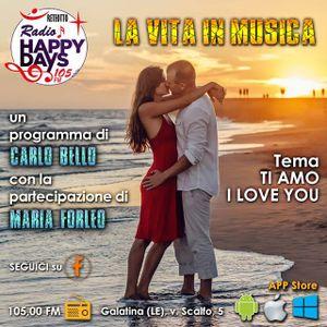 La Vita in Musica - puntata del 22 Mar 2017 - tema: Ti amo