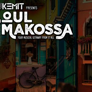 DJ Kemit presents Soul Makossa October 2016 Promo Mix