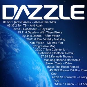 Dazzle's Weekly Forcast 21 2011