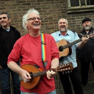 Sticks show with Bob Fox of The Pitmen poets