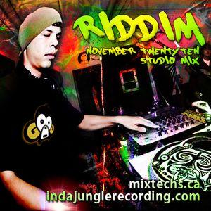 November Twenty Ten Studio Mix