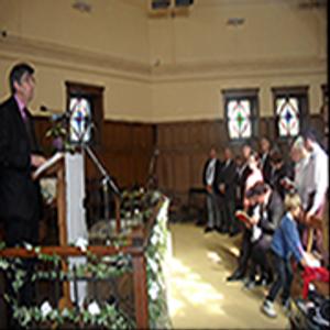 Culte de l'Eglise Protestante Unie de Nérac 20 septembre 2015