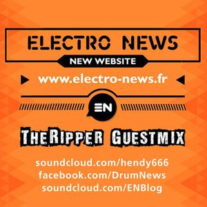 Drum'n News Guest Mix 008 - HENDY THE RIPPER - (27/12/2013 - Free Download)