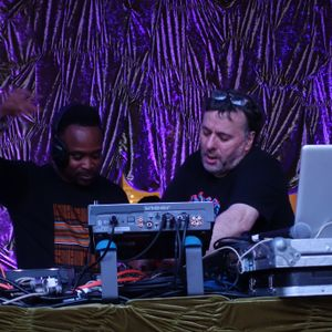World of Echoes: François K with DJ Spinna // 18-12-18