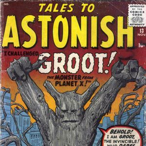 8 - Tales To Astonish #13 - The First Appearance Of Groot (w Jeff Loveness)