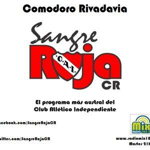 67° Programa Sangre Roja CR