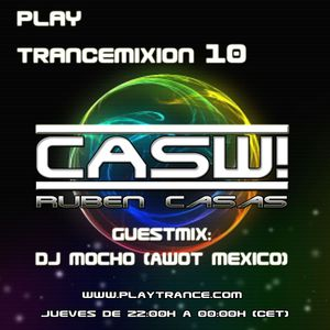 Play Trancemixion 010 by CASW!