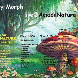 PsyMorph Live@AcidonNature