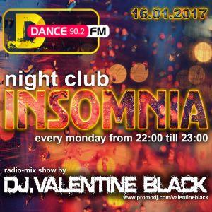 DFM 90.2 (NIGHT CLUB INSOMNIA) (16.01.2017)