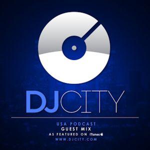 DJ Chris Villa - DJcity Podcast Guest Mix - 12/26/12