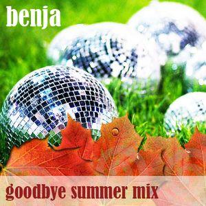 Benja - Goodbye Summer Mix 12