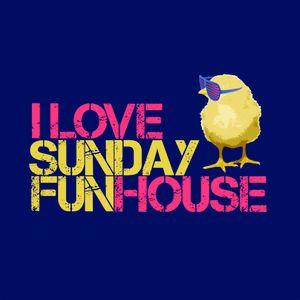German Garcia - Sunday funHOUSE - June 24