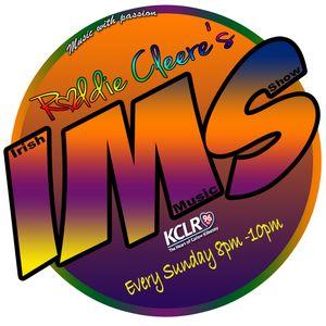 Roddie Cleere's irish Music Show - Sunday 28th May 2017