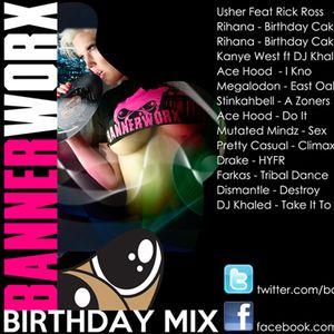 Birthday Mix 2012