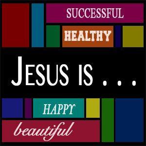 Jesus Is: Beautiful