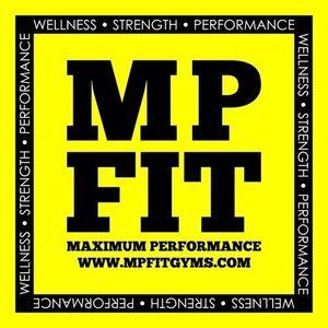 MPFit Dance Music Podcast - February 2016