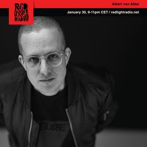 Albert van Abbe @ Red Light Radio 01-30-2019 by Red Light Radio