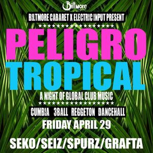 Grafta - Peligro Tropical Promo Mix