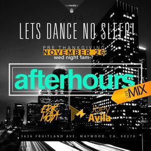 Joey Avila - Live @ House Lounge Afterhours