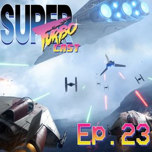 Star Wars Battlefront Impressions & NX Speculation - STC Ep 23