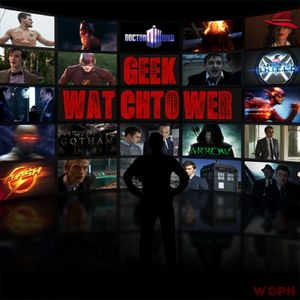 Geek WatchTower SPECIAL EDITION Episode 1: Erin Cahill from Power Rangers Time Force