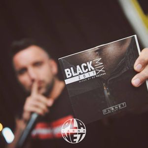 DJ George - Black Mix Vol2 - 2017 - Planet Club - Ciroc - Born2HipHop