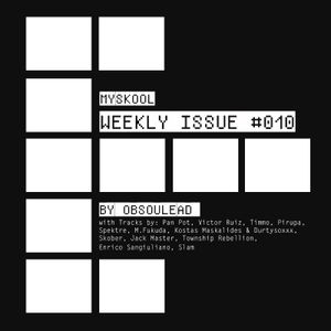 Weekly Issue 10