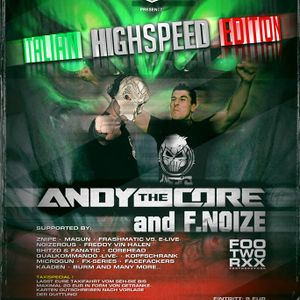 Znipe @ From Hard to Core - Italian Highspeed Edition (05.04.2014)