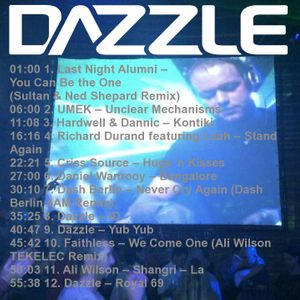 Dazzle's bi-monthly Forcast wk 20 2012