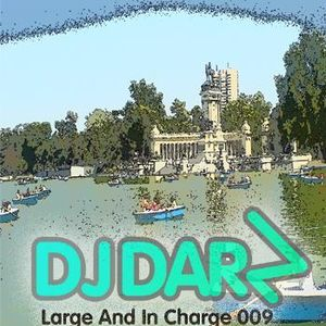 DJ Darz - Large And In Charge 009 (January 2009 - Progressive/Tribal House)