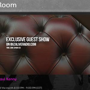 Paul Kenny Pres. IN MY ROOM #002 - IbizaLiveRadio