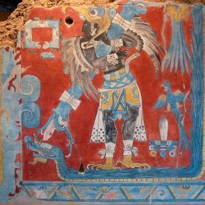 El pincel maya