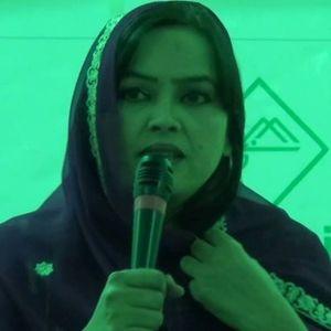 Shireen Aslam ( Human Rights Activist )