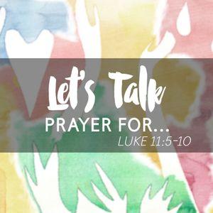 Prayer For...