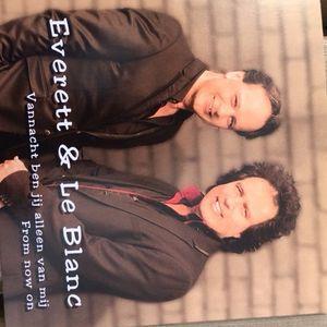 Vrielinks Vrolijke Vrijdag presenteert de nieuwe single van Everett & Le blanc  From now on