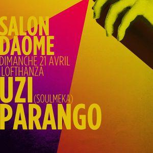 Uzi-Live mix set from Salon Daome (Lofthanza event-April 2013)