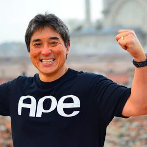 Martin Shervington interviews Guy Kawasaki about APE: Author, Publisher and Entrepreneur