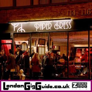 #LondonGigGuide with Tom Du Croz - August 26th to 1st September -- @z1radio @tomducroz
