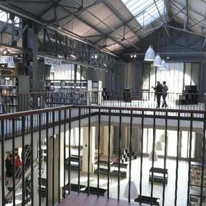 Plateau direct Médiathèque François Mitterand Les Capucins #8 - Dpt Arts & Littératures - 6 tonnes
