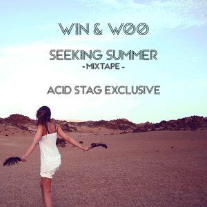HUMP DAY MIX: Win & Woo - Seeking Summer Mix (Exclusive)