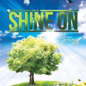Nathan Phillips LIVE @ Shine On 2013
