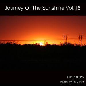 Journey Of The Sunshine Vol.16