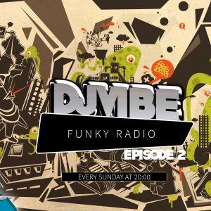 DJ ViBE - Funky Radio @ Radio Deep [002] 27.12.2015
