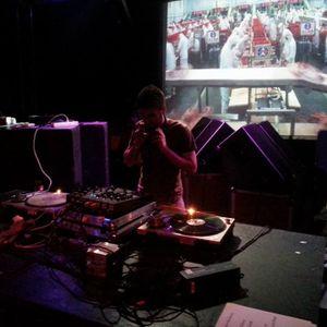 DJ Holmen at The Art Of Breakcore 2