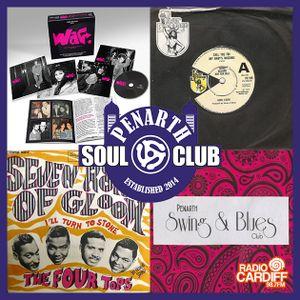 Penarth Soul Club - Radio Cardiff 4-3-2017