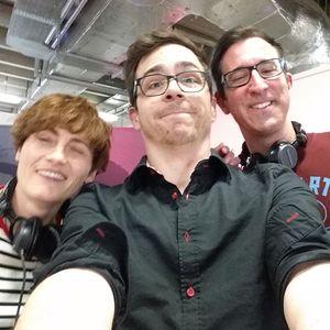gayRadio @ BEA | mit Marianne, Alex und Fabio