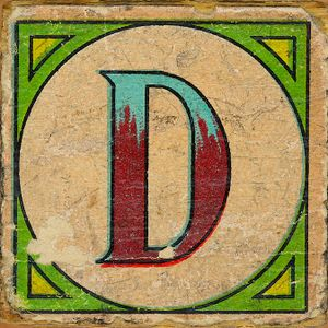 D is for ...