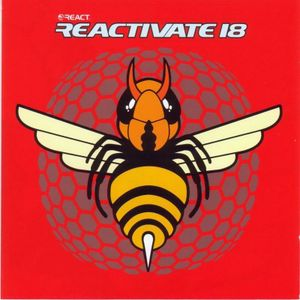 Reactivate 18 - CD 1 Mixed by Otto Uplifting